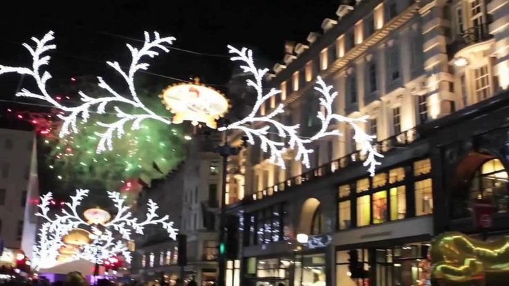 We look back to Regent Street when the Christmas lights were switched on in November 2013.  Customers at Crabtree and Evelyn, 151 Regent Street were given a balloon with a key to unlock a special gift from the #SecretGarden.