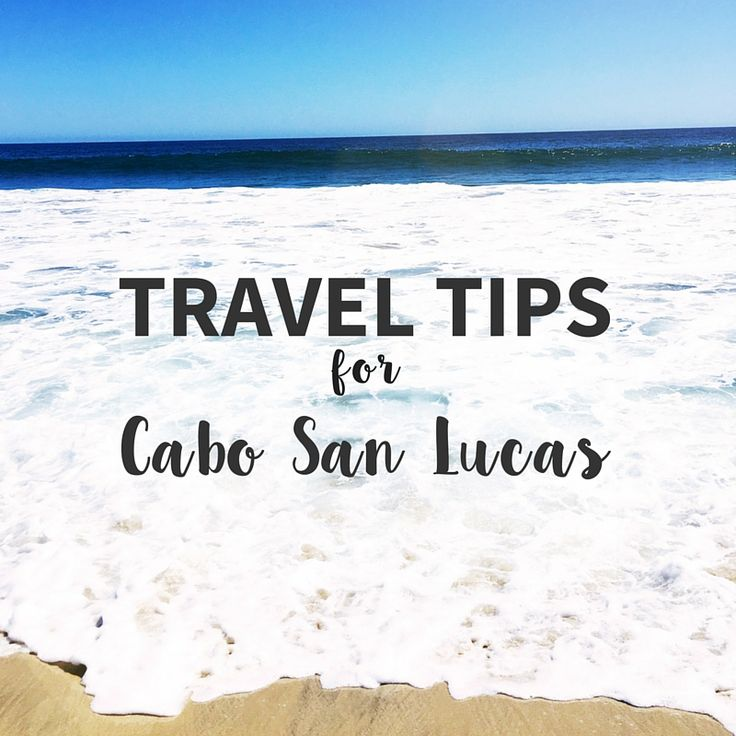 My Trip to Cabo San Lucas, Mexico Last week I was lucky enough to take a trip to Cabo San Lucas, Mexico. My family has been going to Cabo every Spring Break for the last 8 years as my sisters and I have cycled through college. I haven't seen a lot of Mexico (really just …