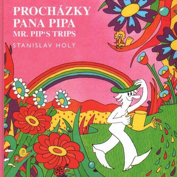 ComicsDB | Procházky pana Pipa / Mr. Pips Trips (2. rozšířené vydání)