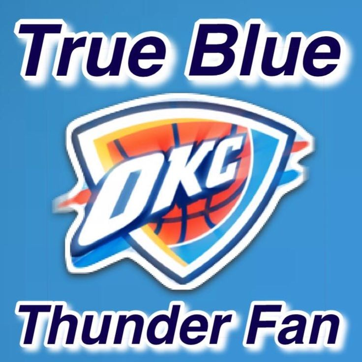 Oklahoma City Thunder Basketball..