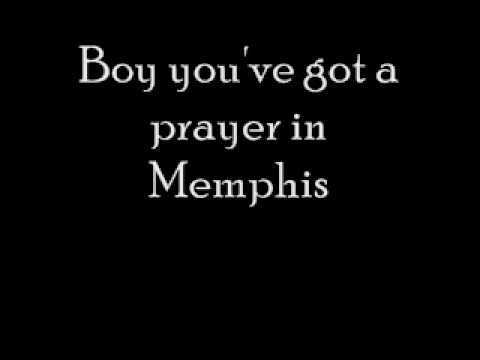Marc Cohn - Walking in memphis (with lyrics)Someday I will walk in Memphis. Give some love to my first love the King! XoXo