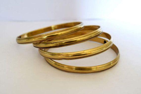 $25 inc shipping, Brass bangle Brass Bangles wrist bangle indian bangle by avicraft