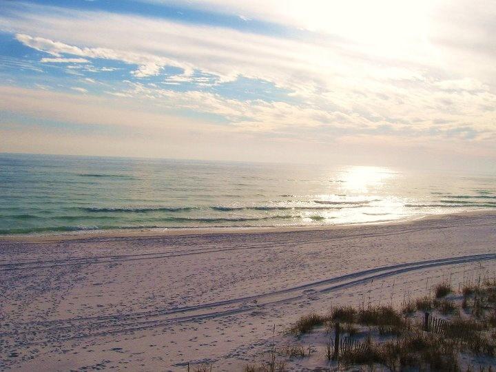 Le spiagge bianche di Destin, Florida