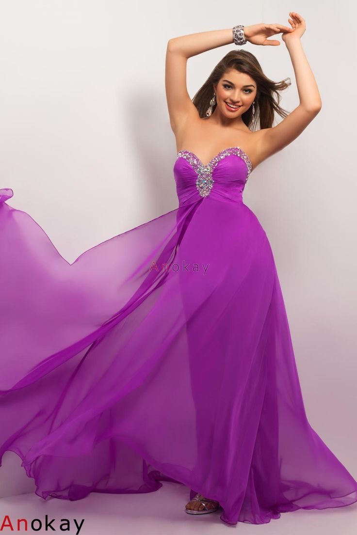 Mejores 163 imágenes de Abendkleider en Pinterest | Vestidos ...