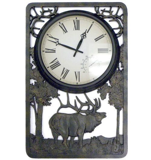 Elk Outdoor Clock