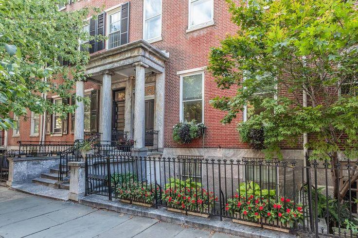 À venda Casa geminada de 6290 m2, 926 SPRUCE ST, Filadélfia, Pensilvânia   LuxuryEstate.com