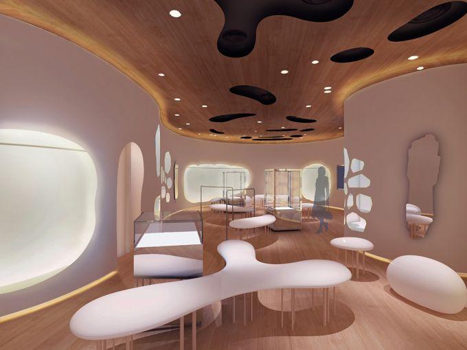 バラ専門店融合のセレクトショップ「NEMIKA」が広尾に、空間デザインは名和晃平のSANDWICH | ニュース - ファッションプレス
