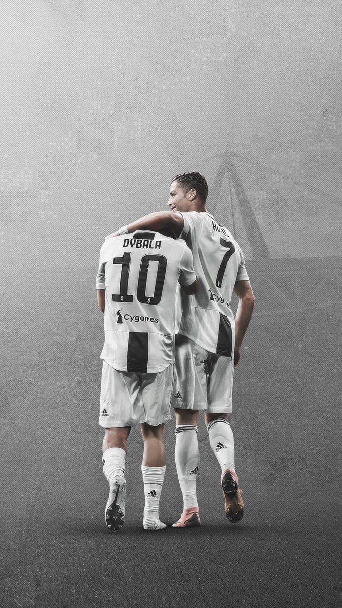 DYBALA & CRISTIANO RONALDO  #JFCC JUVENTUS FOOTBALL CLUB COMMUNITY