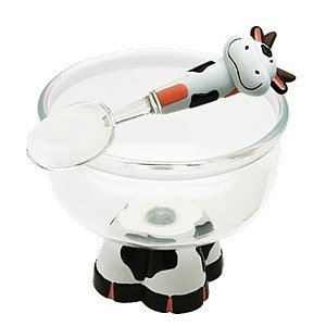 Harold Import 58444 Cow Ice Cream Bowl & Spoon by Harold Import, http://www.amazon.com/dp/B0041HQ58O/ref=cm_sw_r_pi_dp_XwCXqb0FPYFV9
