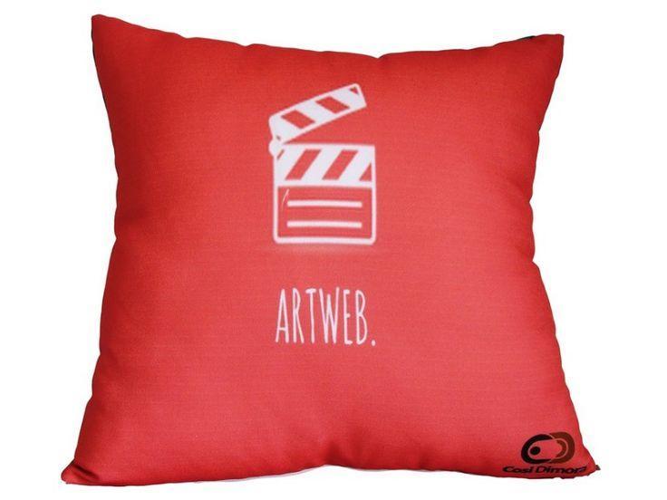 Almofada ArtWeb - Os Boêmios