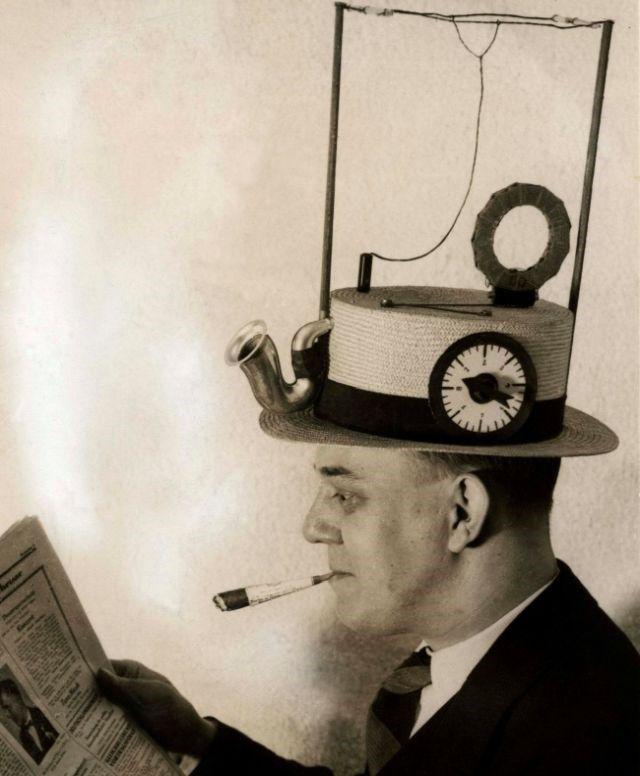 15 invenções malucas do século passado que não faziam o menor sentido