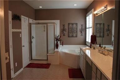 1000 images about home decor on pinterest paint brands for Warm bathroom colors