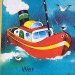 Bilderbuch: Wer schwimmt mit uns?