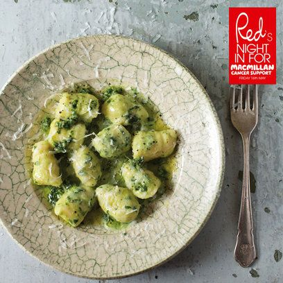 Antonio Carluccio's Ultimate Night In Gnocchi Recipe | Red's Night In For Macmillan | Recipes | Food | Red Online