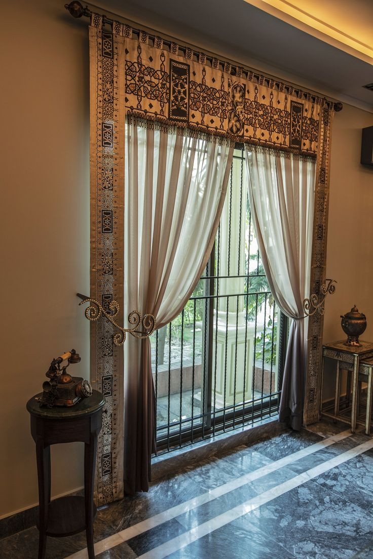 curtains panels drapes curtain rod treatments sheer window and geometric moroccan pocket main pdp reviews joss