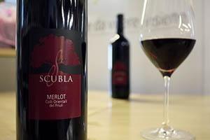Scubla - Merlot 2012