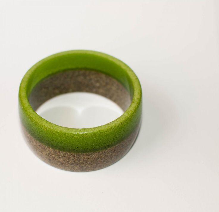 Χρώματα και Άμμος - Πράσινο