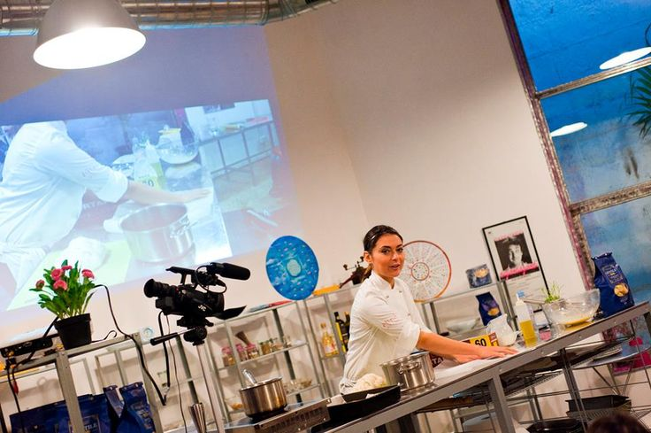 Not just a cooking school. Learn, Try, Eat