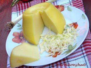 Főzni jó! Sütni még jobb!: Trappista sajt-házilag