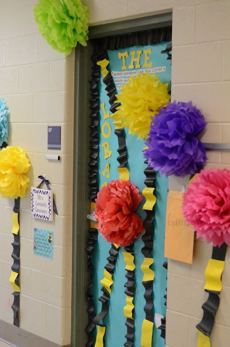Lorax Classroom Decor ~ Images about dr seuss week on pinterest trees