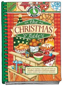 all goose berry cookbooks | Gooseberry Patch: The Christmas Table Cookbook http://twoclassychics ...