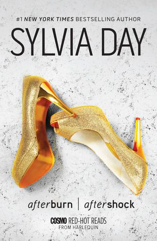 Afterburn & Aftershock: Cosmo Red-Hot Reads from Harlequin by Sylvia Day #GoldenGirl #Romance #Fiction