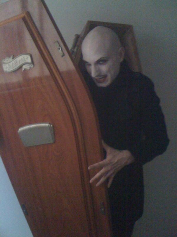 The Vampire Stanton LaVey