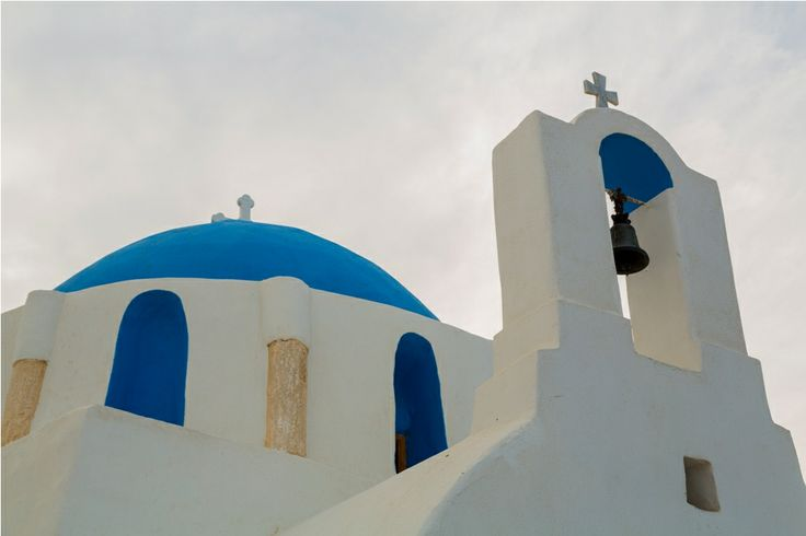Picturesque church at Ios island! Impressive! #greece #travel #cruise #islands