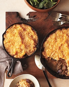 Beef-and-Root-Vegetable Shepherd's Pie - Martha Stewart Recipes..made ...
