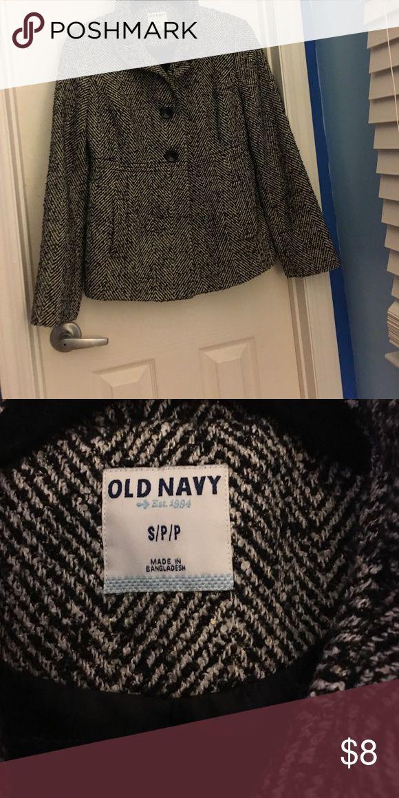 Old Navy Pea Coat Size small Old Navy Jackets & Coats Pea Coats
