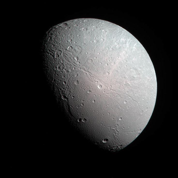 1000 Ideas About Saturns Moons On Pinterest Moon