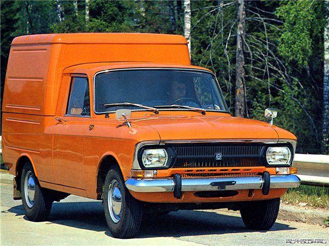 ИЖ-2715 (1972 - 1982 гг.)  | GM-Клуб :: Просмотр темы - Автоэкзотика