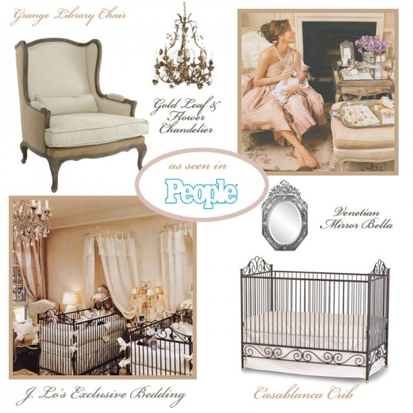 Dreamy Celebrity Nurseries: 75 Best Images About Celebrity Nurseries On Pinterest