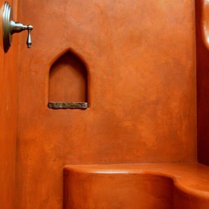 Add to ideabook by House+Earth by House+Earth  Tadelakt - $35.00»  Tadelakt, a nearly waterproof lime plaster, originates from Morocco.     Oh my goodness, this is my favorite color, almost fell off the couch swooning over this ...