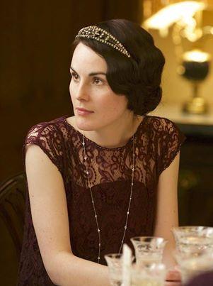 Gorgeous Lady Mary