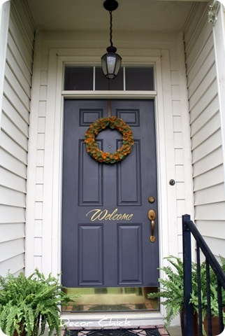119 best Decorating - Front Door Entrance images on Pinterest ...