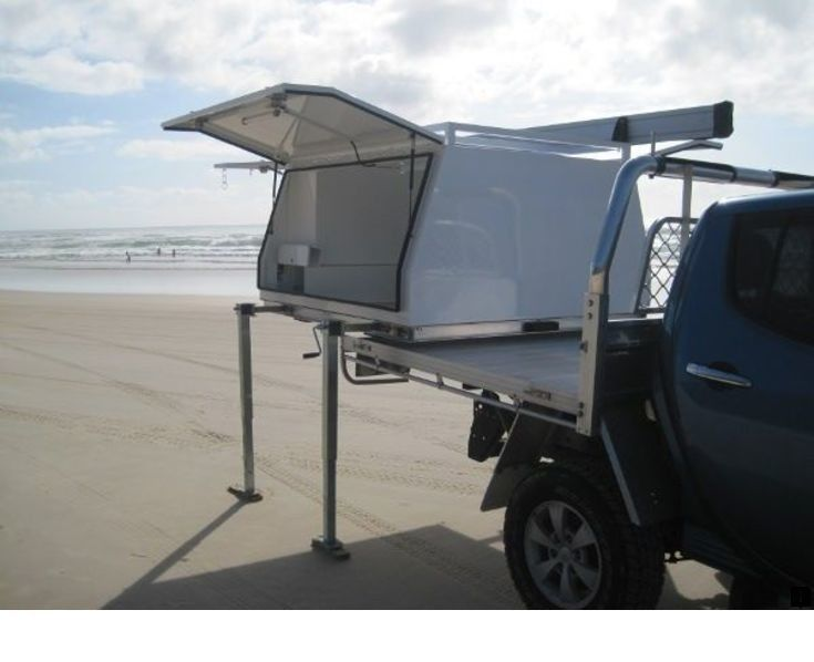 Got To Like This Website Discover More About Rv Slide Out Awning Please Click Here To Get More Information In 2020 Ute Canopy Slide In Camper Truck Tent