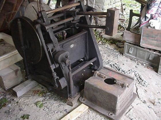 power hammer for sale blacksmith   Share on facebook Share on Twitter Share on Pinterest Share on Email