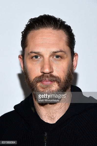 PASADENA, CA - JANUARY 12: 2017 Actor Tom Hardy arrives at the Winter TCA Tour FX Starwalk at Langham Hotel on January 12, 2017 in Pasadena, California. (Photo by Matt Winkelmeyer/Getty Images) #tomhardy #taboo