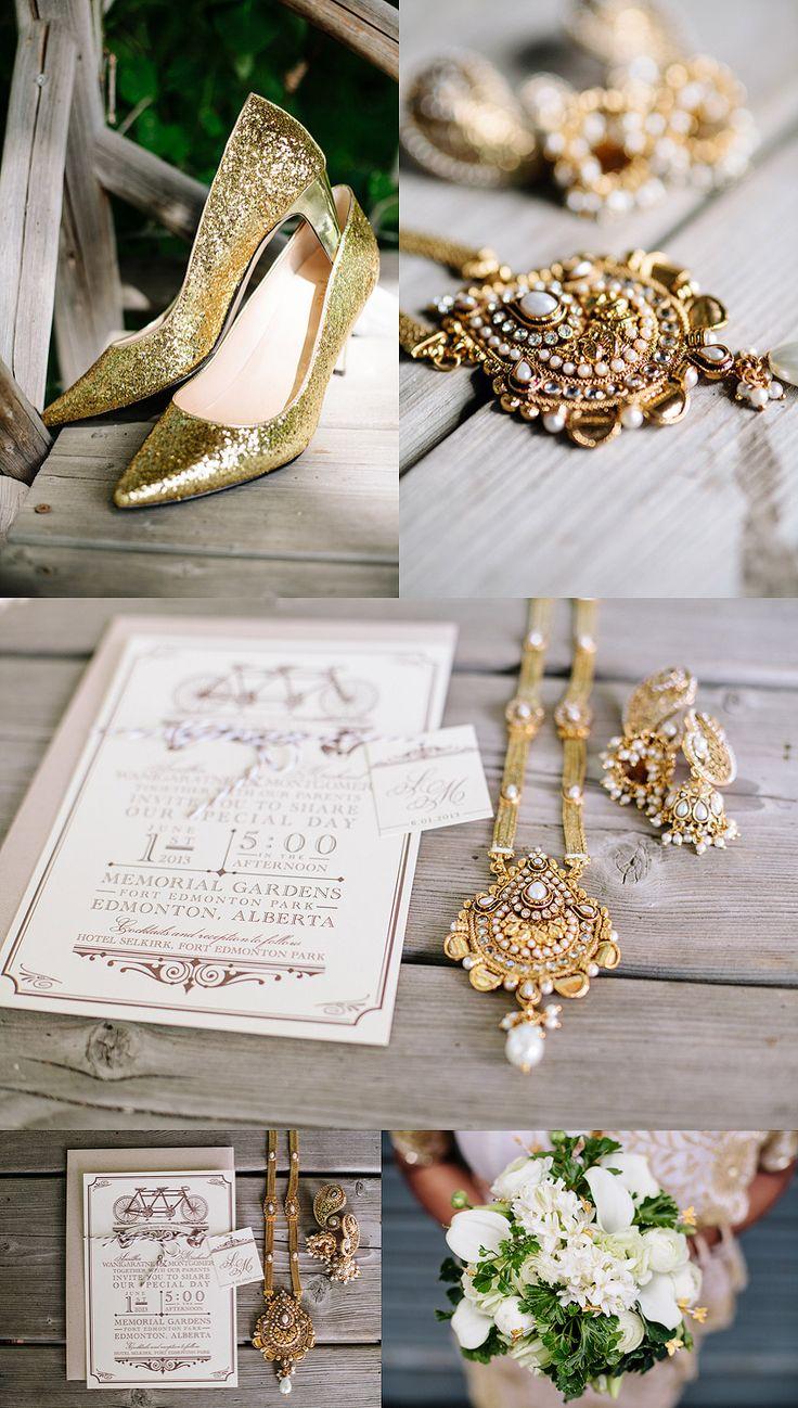 Gold details. Sri Lankan wedding. More on http://www.nathanwalker.ca/blog