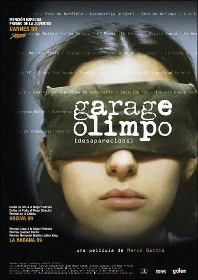 Buenos Aires Viceversa presenta un pasado inpresentable.  Garage Olimpo vas más allá...