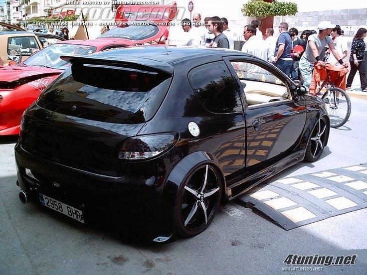 Peugeot 206 Wowww.......