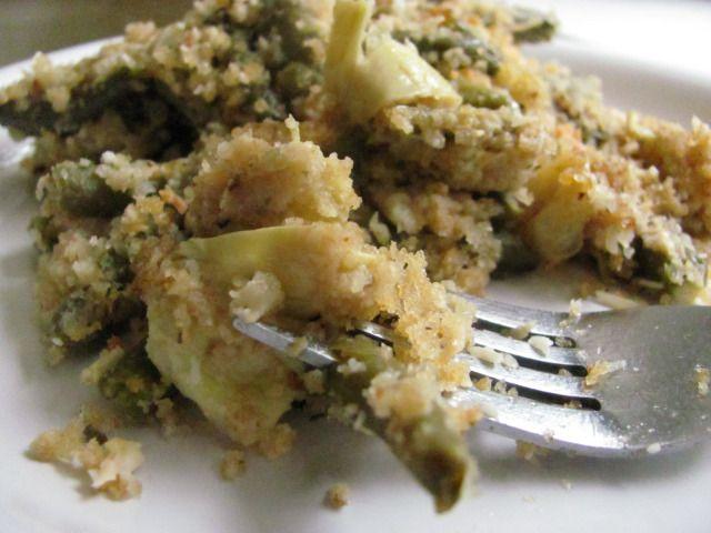 Green Bean & Artichoke Casserole | Louanne's Kitchen