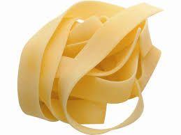 Pappardelle mentuccia, piselli e limone (ricetta vegana)