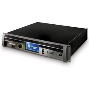 High end Crown Audio I-Tec4x3500HD Pro Power Amplifier, >80 dB Crosstalk