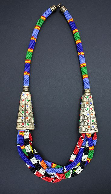 Tribal Ropes Necklace