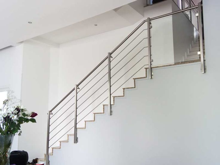25 best ideas about rampe escalier inox on pinterest for Rampe escalier moderne