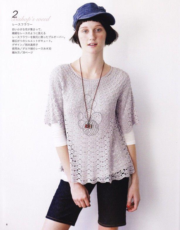 Альбом «crocheted clothes» - Страна Мам