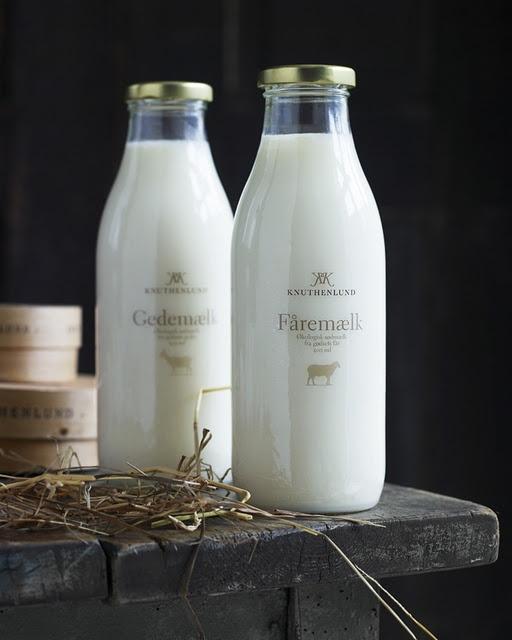 We think #vintage milk bottles are full of #rustic charm.