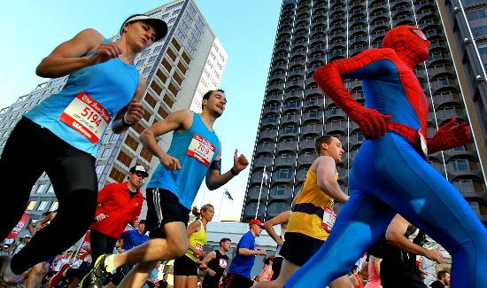 The Sun-Herald City2Surf -  would you pop on some purple and run for EAA in 2014?